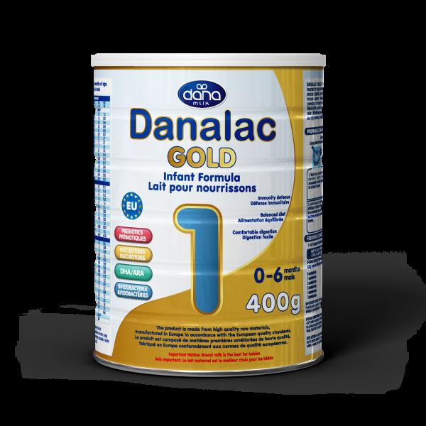 Danalac GOLD 1-front
