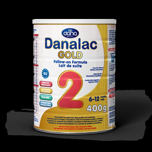 Danalac GOLD 2-front