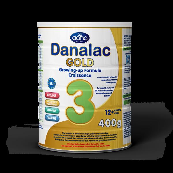 Danalac GOLD 3-front